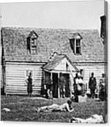 Mcclellans Headquarters Canvas Print