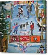 Mcdonnell Rink Canvas Print