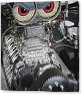 Mean Engine Canvas Print