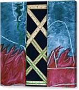 Measure Of A Man Canvas Print