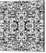 Meditative Alliance  Canvas Print