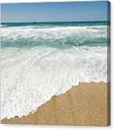 Mediterranean Shore Canvas Print