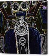 Mega Tron Canvas Print