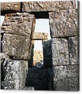 Megalithic Gateway Canvas Print
