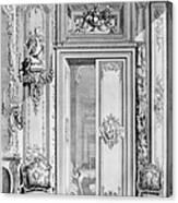 Meissonier: Doorway Canvas Print