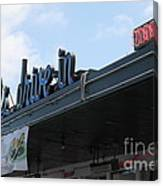 Mel's Drive-in Diner In San Francisco - 5d18042 Canvas Print