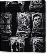 Mementos From A Cuban Revolution Canvas Print