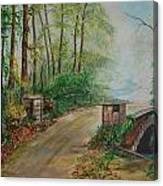 Memory Bridge 1 Canvas Print