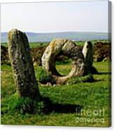 Men An Tol Canvas Print
