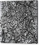 Mercury Canvas Print