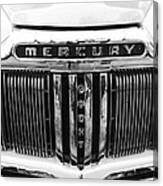 Mercury Grill  Canvas Print