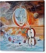 Meru Canvas Print