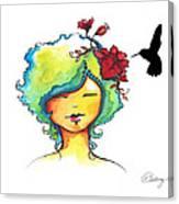 Messenger Canvas Print