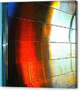 Metal Reflect Canvas Print