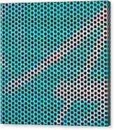 Metallic Background Canvas Print