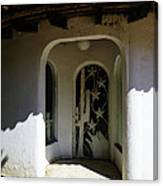 Mexican Door 14 Canvas Print