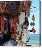 Mexican Still Life Canvas Print