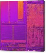 Microchip, Sem Canvas Print