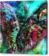 Microscope Dreaming 2 Canvas Print