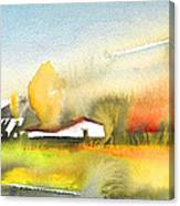 Midday 28 Canvas Print