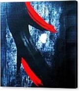 Midnight And Moonlight Canvas Print