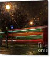 Midnight In Mayfair Canvas Print