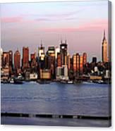 Midtown Manhattan 02 Canvas Print