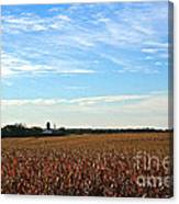 Midwest Farm Canvas Print