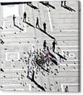 Milan Duomo Square Canvas Print