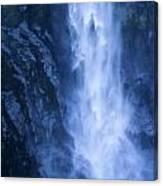 Milford Sound New Zealand Canvas Print