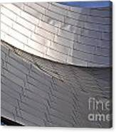 Millennium Park Amphitheater Canvas Print