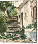 Millstone Aria Canvas Print