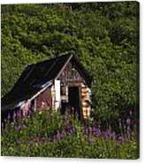 Miners Cabin Canvas Print