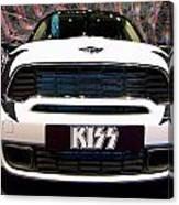Mini Kiss Canvas Print