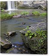 Minneopa Falls 36 Canvas Print