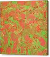 Mint Melonly Canvas Print