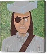 Minute Man Canvas Print