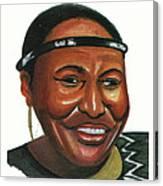 Miriam Makeba Canvas Print