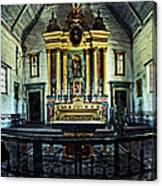 Mission California Canvas Print