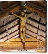 Mission San Antonio De Padua 2 Canvas Print