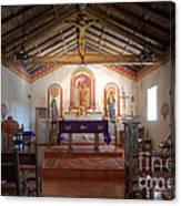 Mission San Antonio De Padua 3 Canvas Print