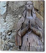 Mission San Carlos Borromeo De Carmelo  9 Canvas Print