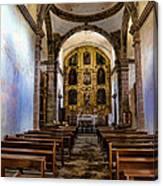 Mission San Javier Canvas Print