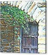 Mission San Jose San Antonio Texas Canvas Print