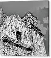 Mission San Jose San Antonio Tx Canvas Print
