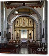 Mission San Luis Rey Canvas Print