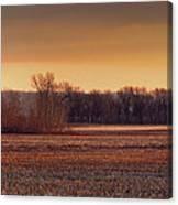 Missouri Bottoms Sweet Light Canvas Print