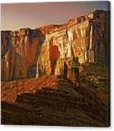 Moab Ut Canvas Print