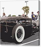 Model A Sedan Canvas Print