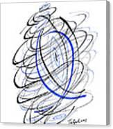 Modern Drawing 111 Canvas Print